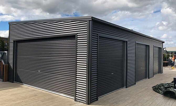 Garage builders steel garages sheds for sale benalla melbourne garages solutioingenieria Gallery