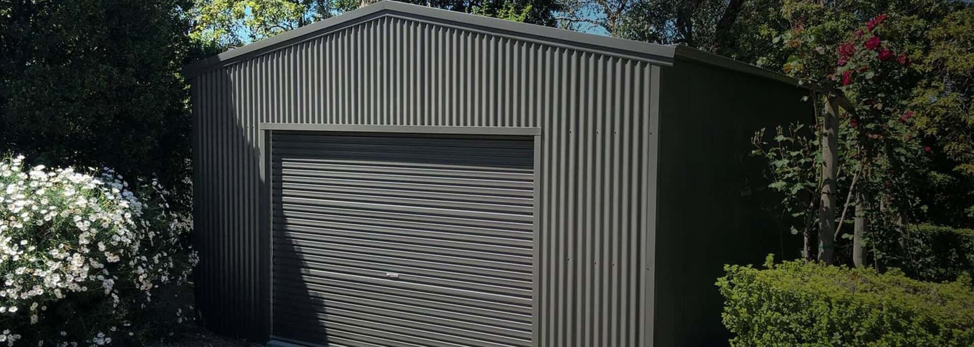 Aussie Made Barns & Garages ▷ FREE Quote
