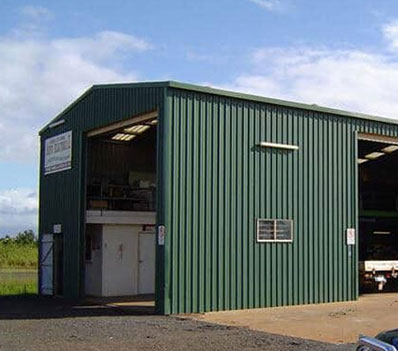 Industrial Sheds Main